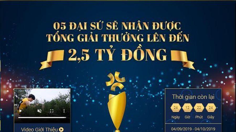 Kết quả chương trình 'tìm kiếm đại sứ E-learning Việt Nam'