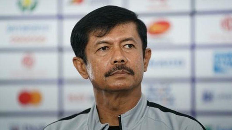 HLV U22 Indonesia tin các học trò đang thể hiện tâm thế nhà vô địch SEA Games 30