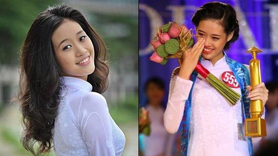 Ảnh hiếm thời đi học của tân Hoa hậu Hoàn vũ Khánh Vân 'đốn tim' người hâm mộ