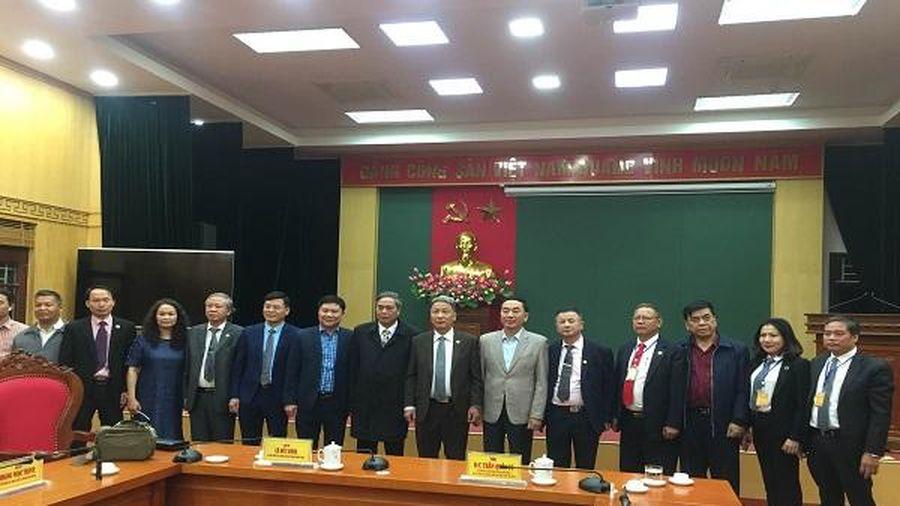 Đảng ủy Đoàn luật sư thành phố Hà Nội thăm An toàn khu chào mừng kỷ niệm 90 năm thành lập Đảng cộng sản Việt Nam