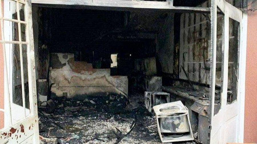 Đà Nẵng: Cháy tiệm giặt là, người đàn ông Hàn Quốc nhảy từ tầng 2 xuống bị thương
