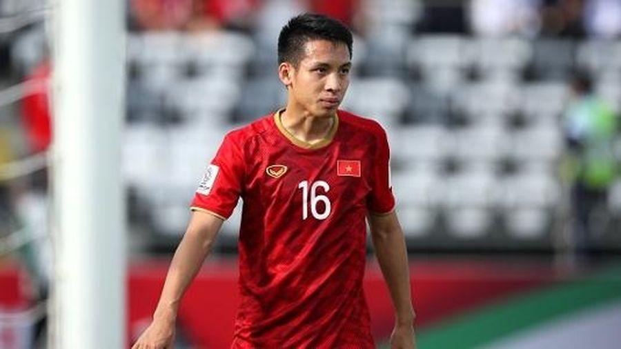 Tiền vệ Hùng Dũng quyết tâm giành HCV SEA Games cùng U22 Việt Nam