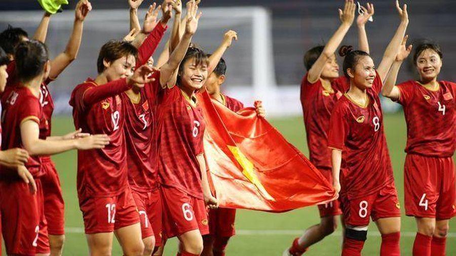 Đội tuyển nữ Việt Nam được thưởng lớn sau tấm HCV SEA Games 30