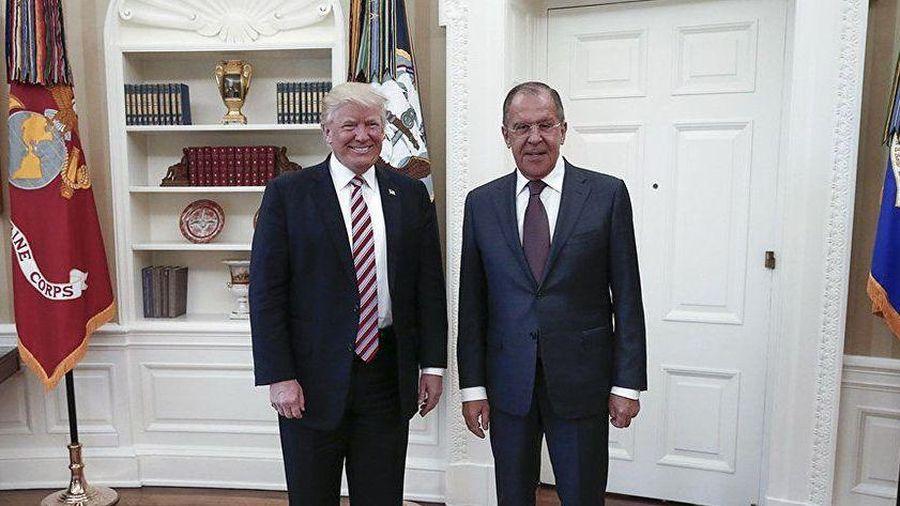 Quan chức Mỹ tiết lộ nội dung cuộc gặp sắp tới giữa Tổng thống Trump và Ngoại trưởng Nga
