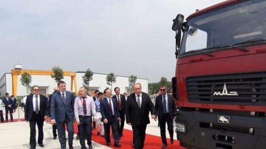 Tăng cường quan hệ hữu nghị và hợp tác giữa Việt Nam - Belarus