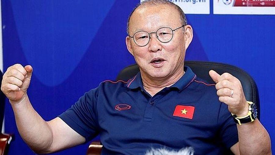 HLV Park Hang Seo nói gì trước thềm trận chung kết SEA Games 30