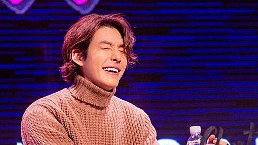 Kim Woo Bin 'lột xác' sau khi vượt qua bạo bệnh