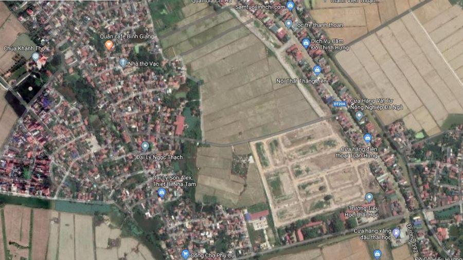 Trận chiến chống 'quan ăn đất' của đảng viên làng Vạc (Bài 1): Đường dây bán 'chui' nhà trẻ, sân kho, ao làng