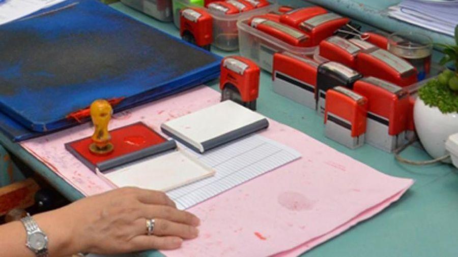 Con dấu doanh nghiệp: Doanh nghiệp sẽ được toàn quyền quyết định