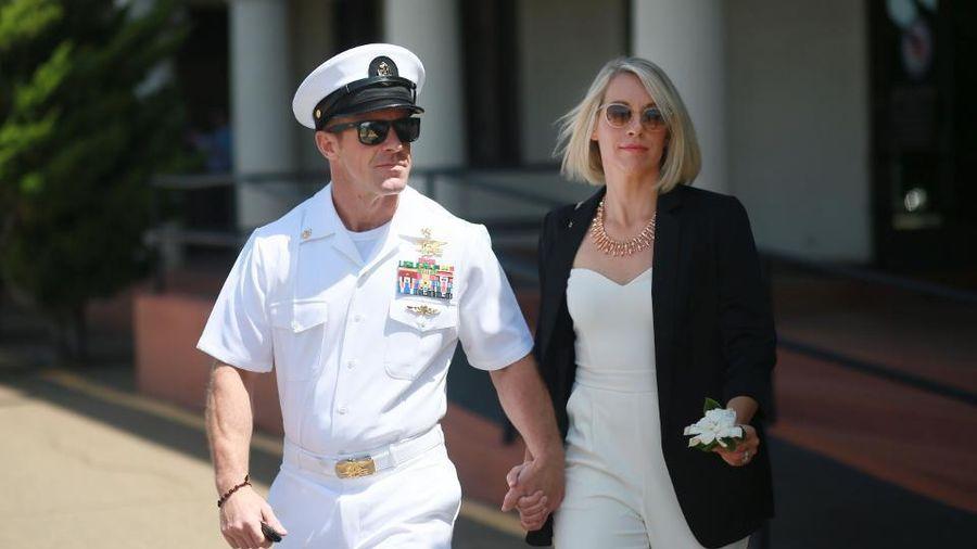 Hé lộ lý do Bộ trưởng Hải quân Mỹ bị buộc từ chức