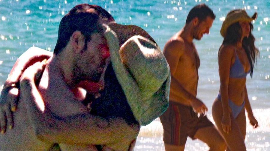 Bóng hồng 'Fast & Furious' diện bikini say đắm bên bạn trai ở Mexico