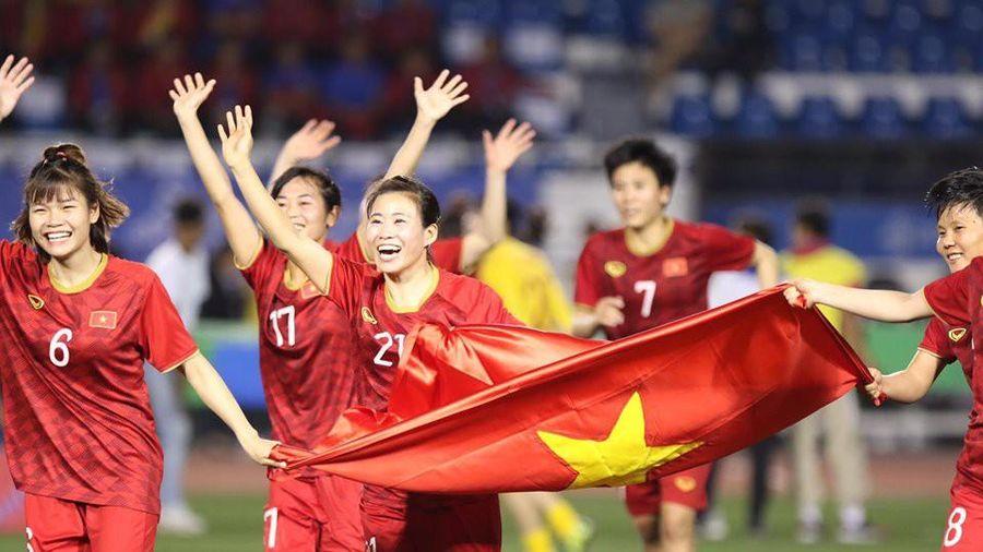 Tuyết Dung chúc U22 Việt Nam giành HCV, để niềm vui người hâm mộ nhân đôi