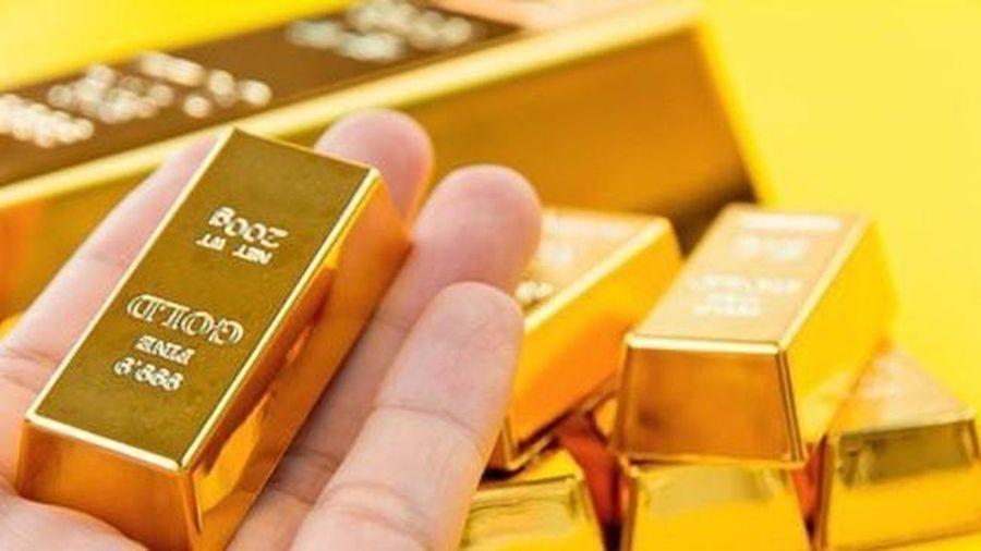 Giá vàng trong nước đồng loạt giảm mạnh