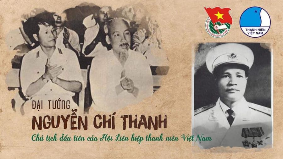 Đại tướng Nguyễn Chí Thanh - Chủ tịch đầu tiên Hội LHTN Việt Nam