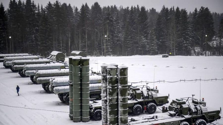 Nga 'dàn trận' S-400 tạo mái vòm chống tên lửa ở Bắc Cực