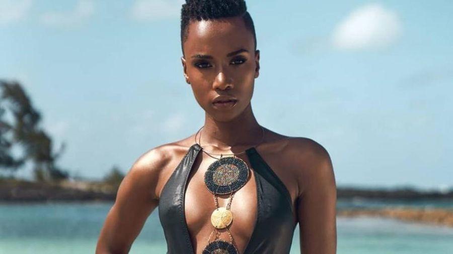 Nhan sắc nóng bỏng của mỹ nhân Nam Phi vừa đăng quang Hoa hậu Hoàn vũ 2019