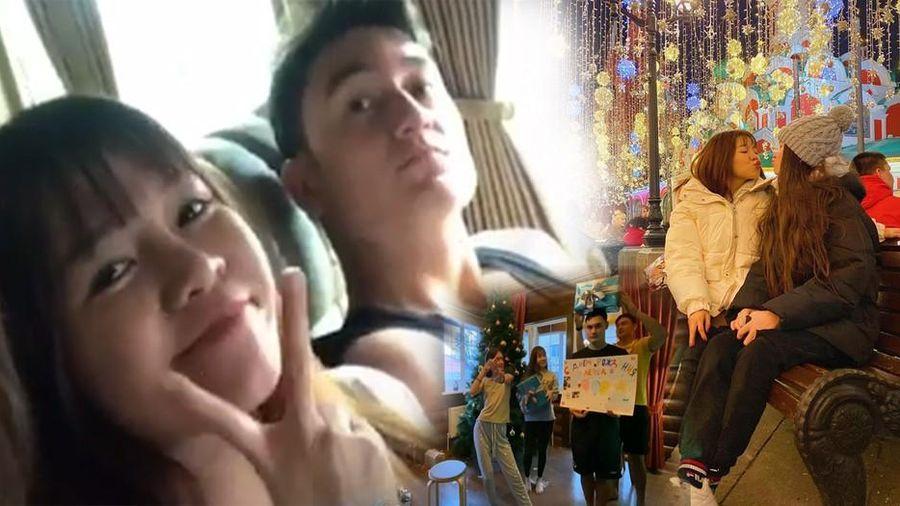 Đưa bạn gái hot girl về Nga ra mắt gia đình, Đặng Văn Lâm sắp có tin vui?