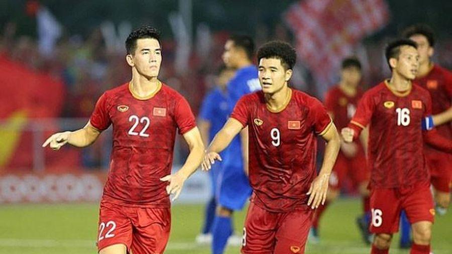 Báo Hàn Quốc tin 'ma thuật' của thầy Park sẽ giúp U22 Việt Nam giành vàng