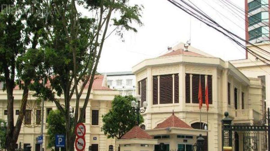 Thành ủy Hà Nội xử nghiêm sai phạm quản lý tài sản công