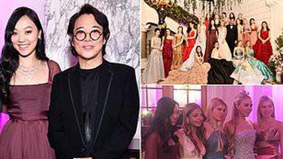Tiết lộ dạ hội của những cô gái thượng lưu, con gái Lý Liên Kiệt tham dự