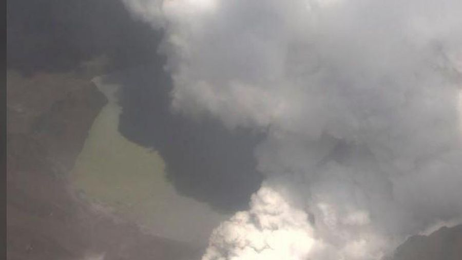 New Zealand: Núi lửa đột ngột phun trào, 5 người thiệt mạng
