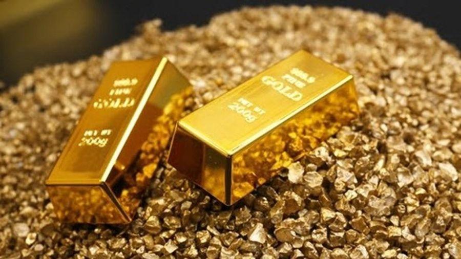 Giá vàng trong nước duy trì ở mức dưới 41,5 triệu đồng/lượng