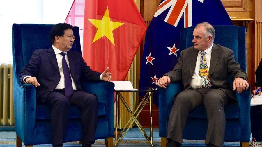 New Zealand ủng hộ lập trường của Việt Nam trong vấn đề Biển Đông