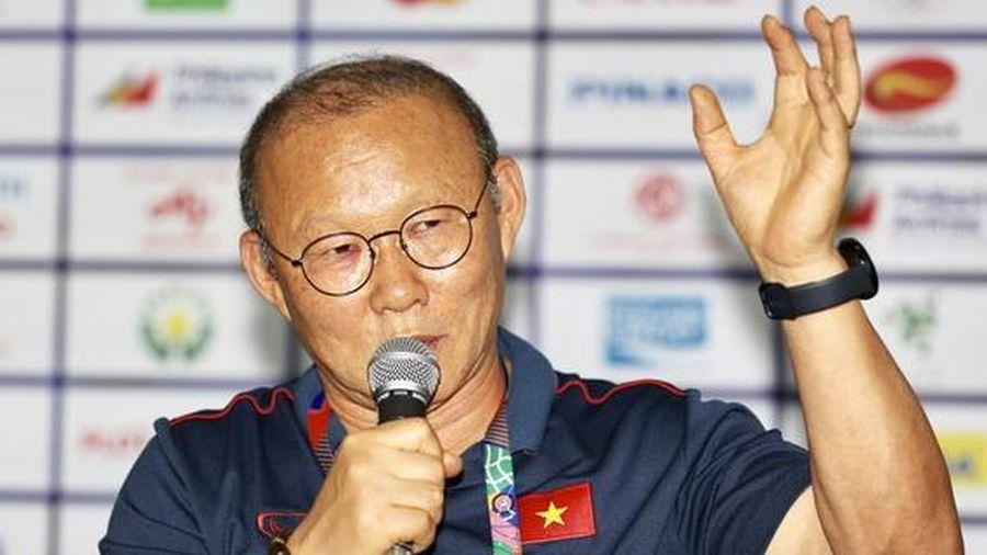 HLV Park Hang Seo: 'Tôi mơ trở về Việt Nam với HCV SEA Games 30'