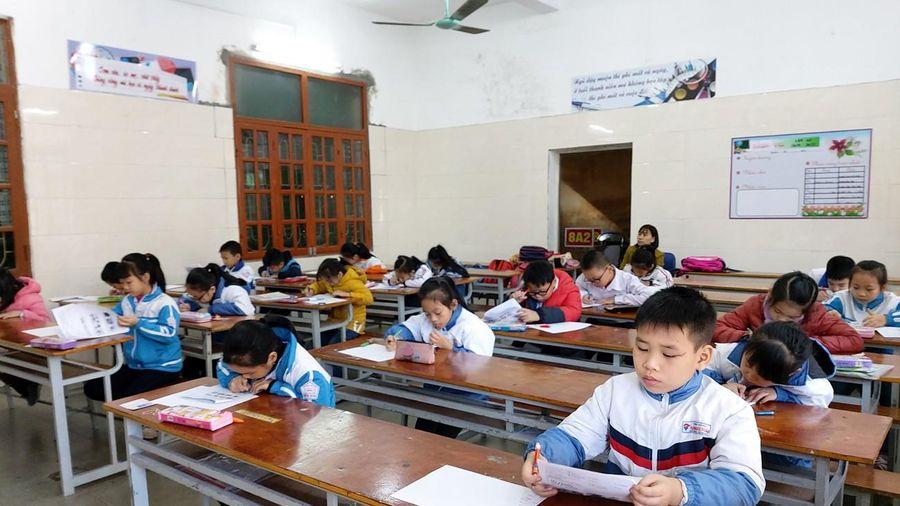 Học sinh quận Kiến An tự tin nghe, nói, đọc, viết bằng tiếng Anh
