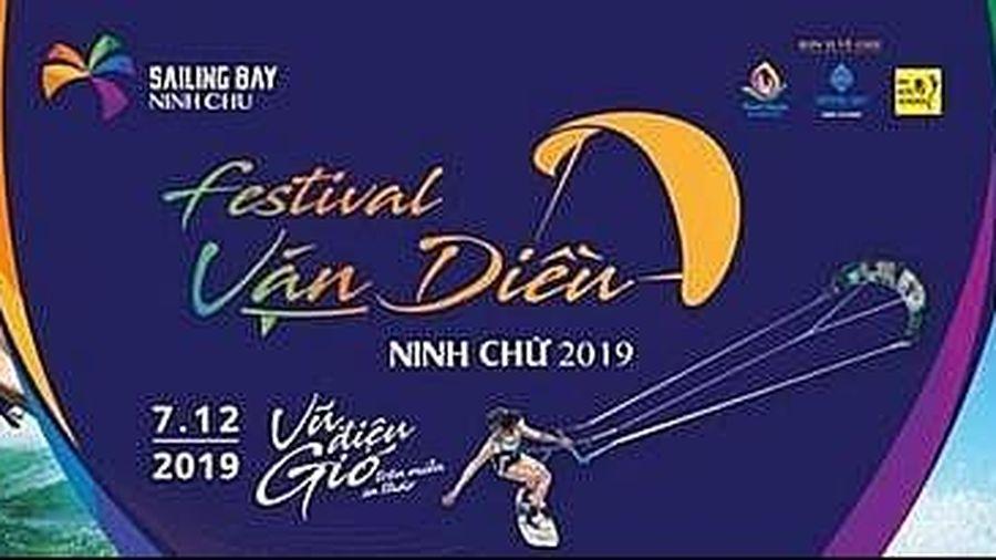 Ninh Thuận: Lướt ván diều Ninh Chữ 2019