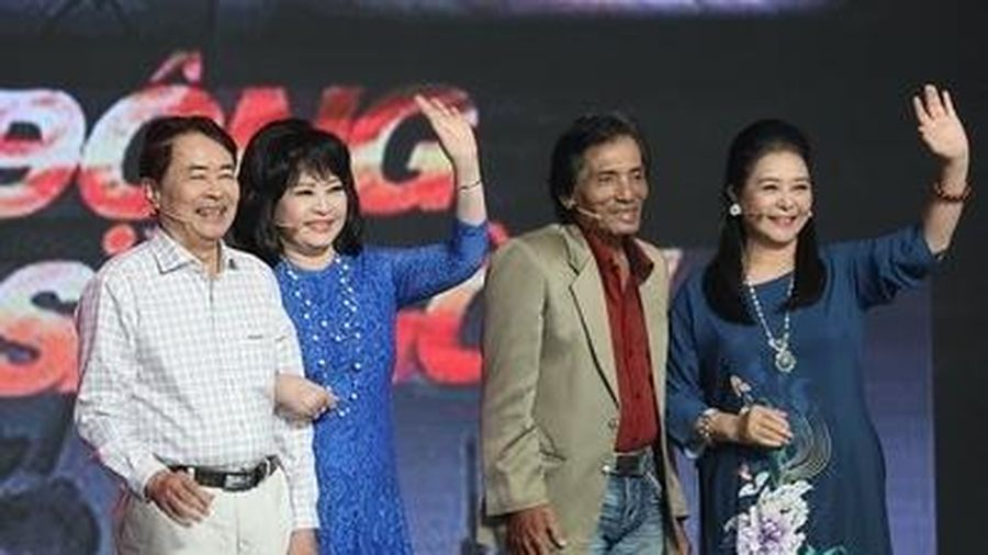 Dàn diễn viên 'Biệt động Sài Gòn' tái ngộ sau hơn 30 năm