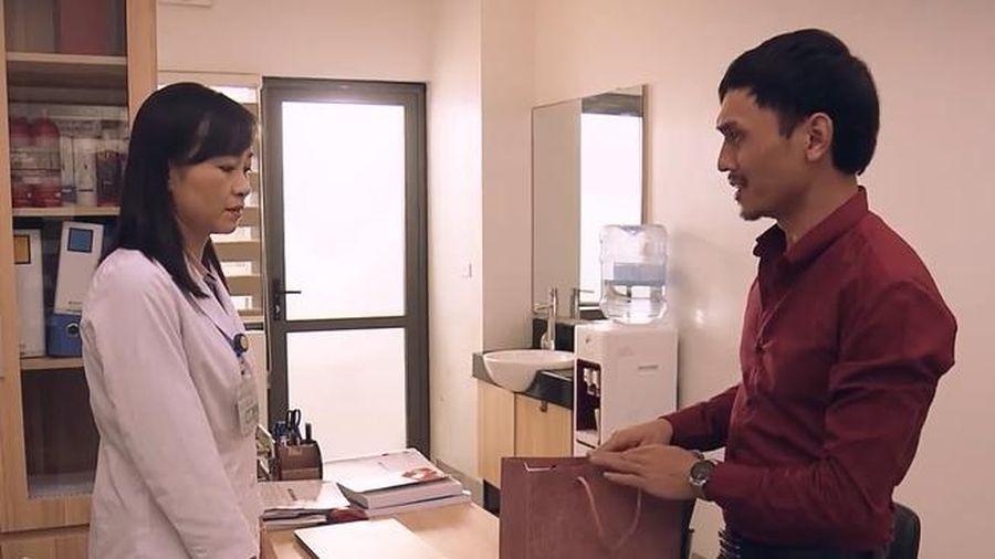 'Sinh tử' tập 25: Vũ nhờ đàn em đến hối lộ vợ Bí thư Tỉnh ủy