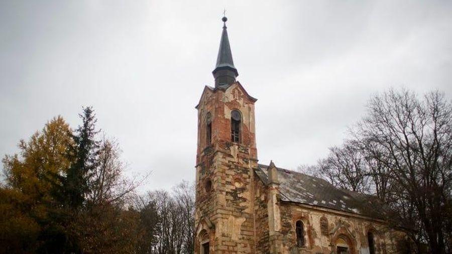 Nhà thờ bị bỏ hoang từ thế kỷ 14 ở Cộng hòa Séc có nhiều 'ma'