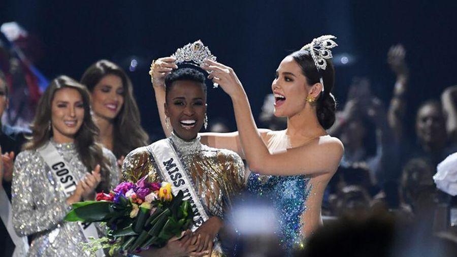 Người đẹp Nam Phi đăng quang ngôi hậu Miss Universe 2019
