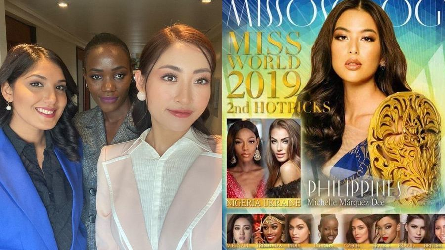 Lương Thùy Linh được dự đoán lọt Top 4 Hoa hậu Thế giới 2019