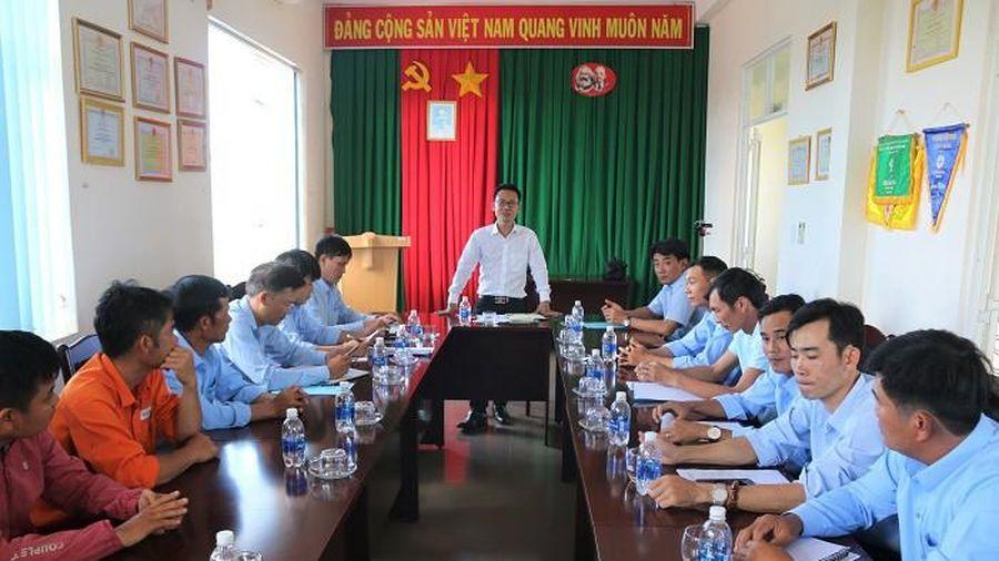Công ty Điện lực Đắk Nông đưa 'Văn hóa an toàn lao động' là nhiệm vụ hàng đầu
