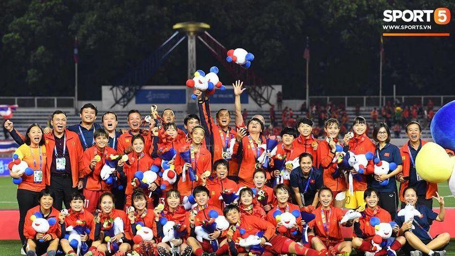 HCV bóng đá SEA Games 30: Tuyển nữ Việt Nam đã gọi, U22 Việt Nam sẽ trả lời?