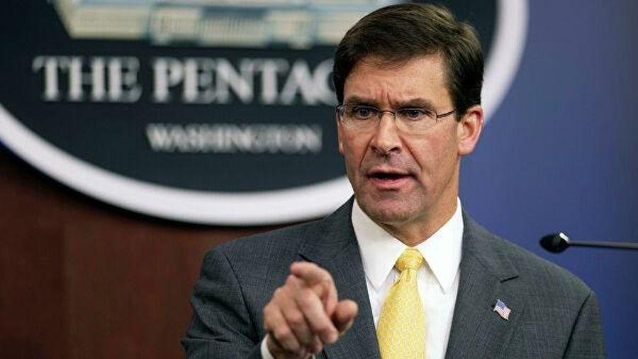 Mỹ đang cố 'bắt kịp' Nga về phát triển vũ khí siêu thanh