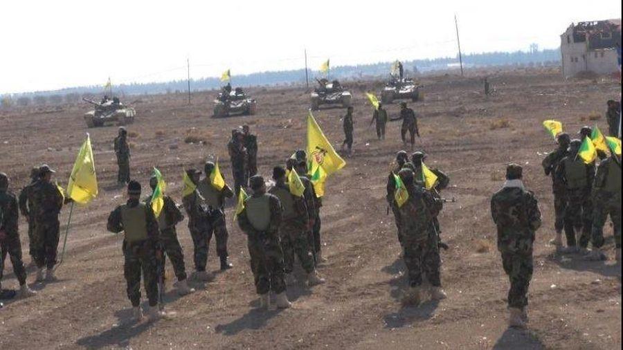 Loạt tiêm kích 'lạ' không kích biên giới phía đông Syria, Israel bị 'réo tên'
