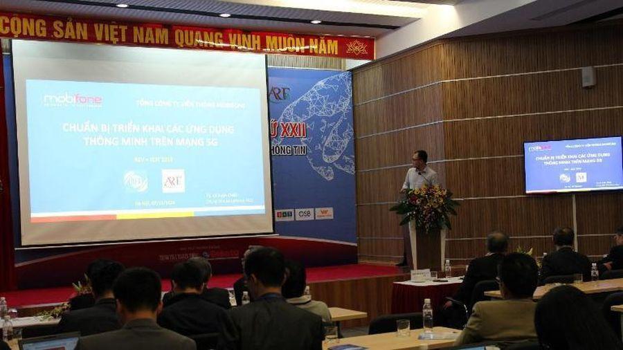 MobiFone tham gia hội nghị quốc gia lần thứ 22 về Điện tử, truyền thông và CNTT