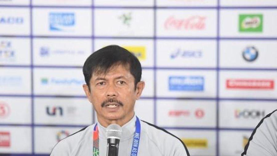 HLV Indonesia: 'Chúng tôi muốn đánh bại U22 Việt Nam trong trận chung kết'
