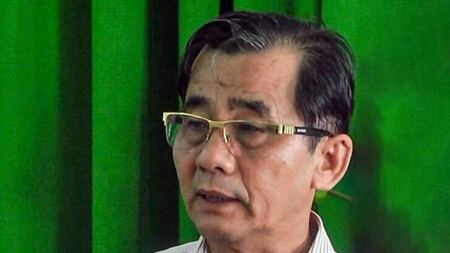 Vì sao Phó BT Thành ủy TP Phan Thiết Đỗ Ngọc Điệp bị cách hết chức vụ trong Đảng?