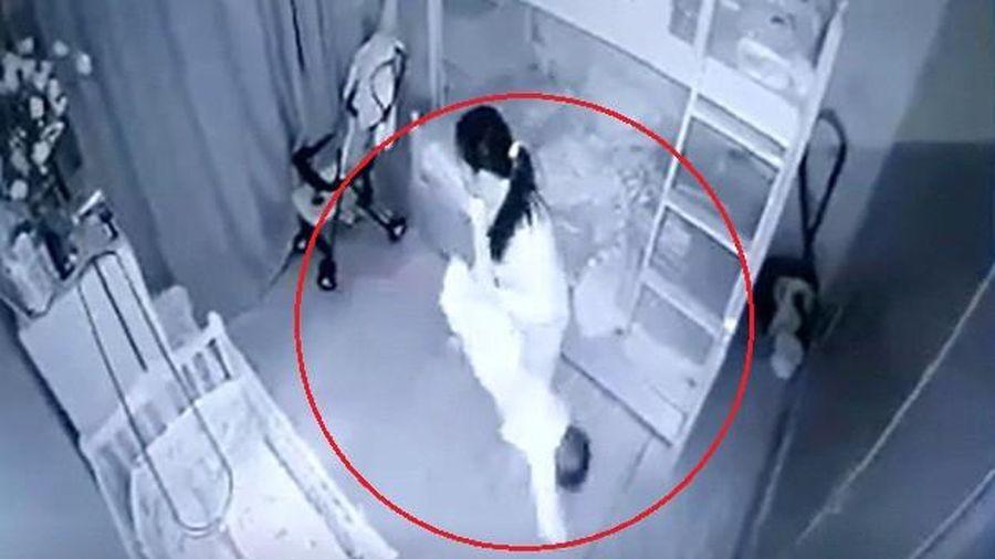 Nữ giúp việc khai lý do dốc ngược bé gái 13 tháng tuổi ở Nghệ An