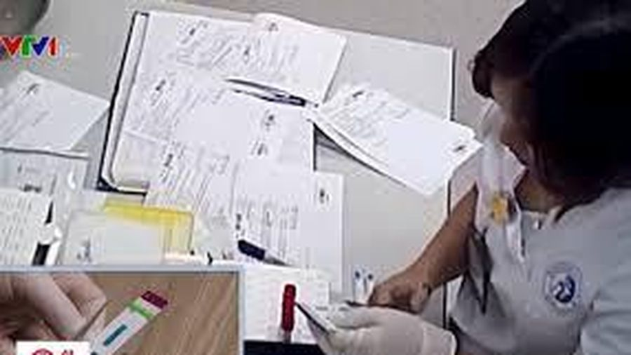 BV Xanh Pôn: Tạm đình chỉ Phó trưởng khoa liên quan vụ cắt đôi que thử HIV, viêm gan