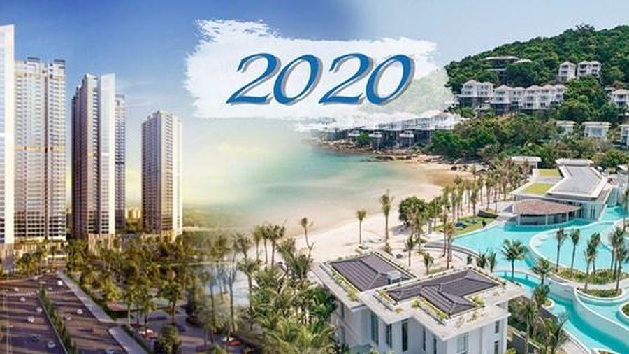 'Bất động sản năm 2020 không thể đi xuống'