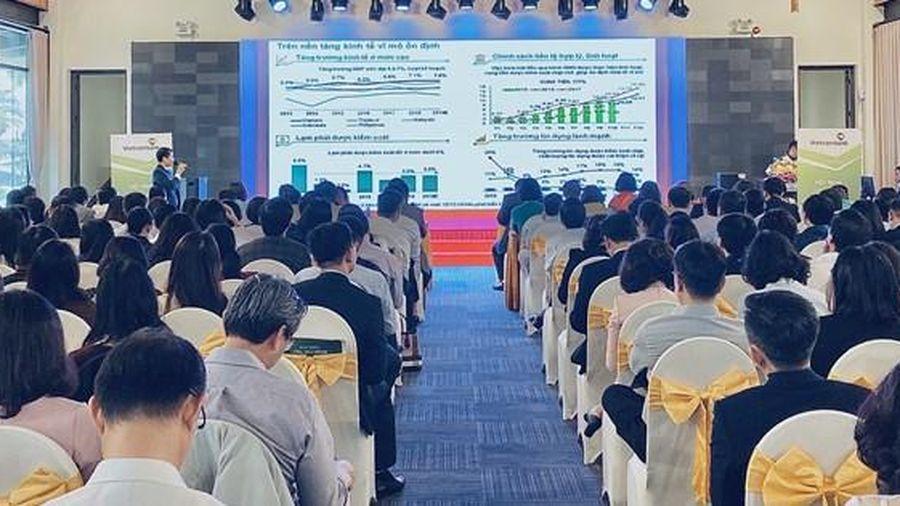 Vietcombank tổ chức Hội nghị Công tác tài chính kế toán năm 2019
