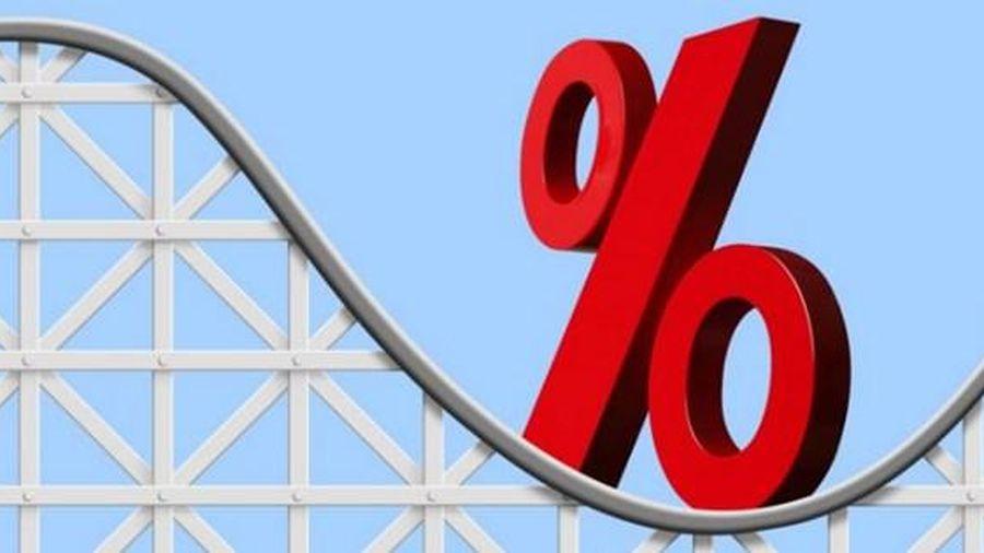 Lạm phát giảm kéo lãi suất đi xuống
