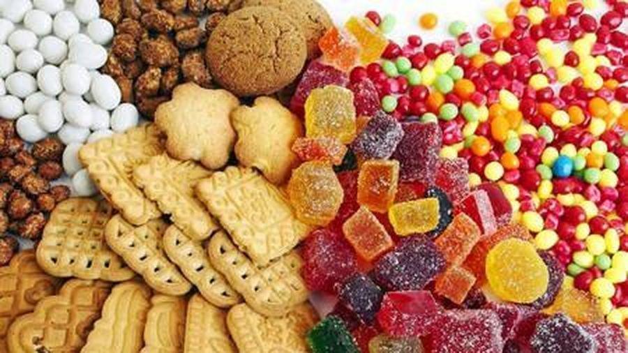 Có thể 'trúng độc' nếu chuộng thực phẩm nhiều màu sắc ngày Tết