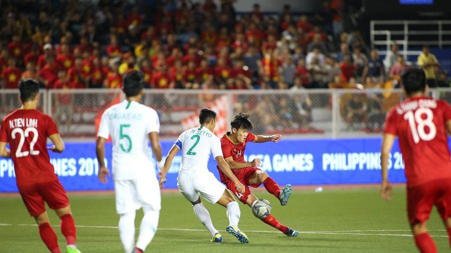 Chung kết SEA Games và cuộc 'hẹn hò lịch sử' giữa bóng đá Việt Nam và Indonesia
