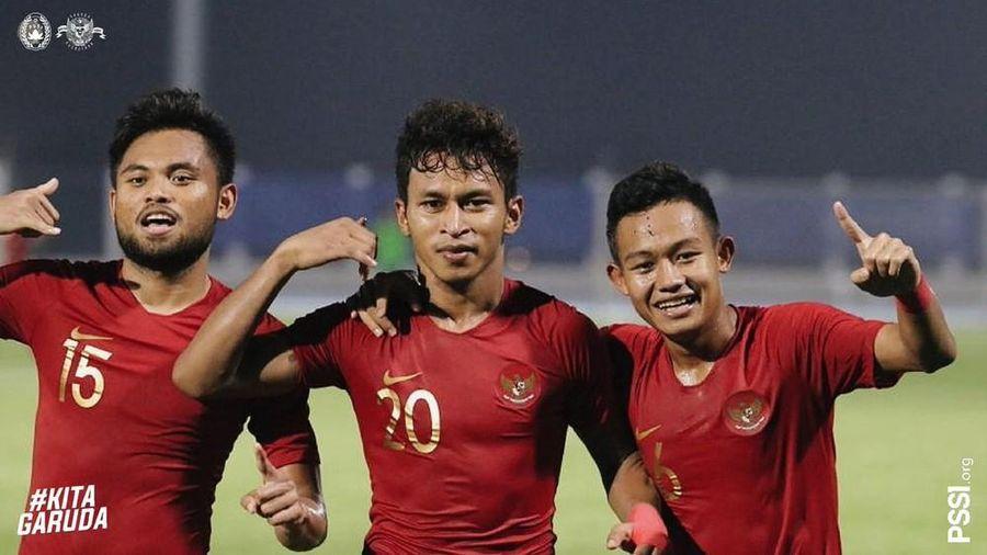 Điểm danh 3 'sát thủ' lợi hại của U22 Indonesia
